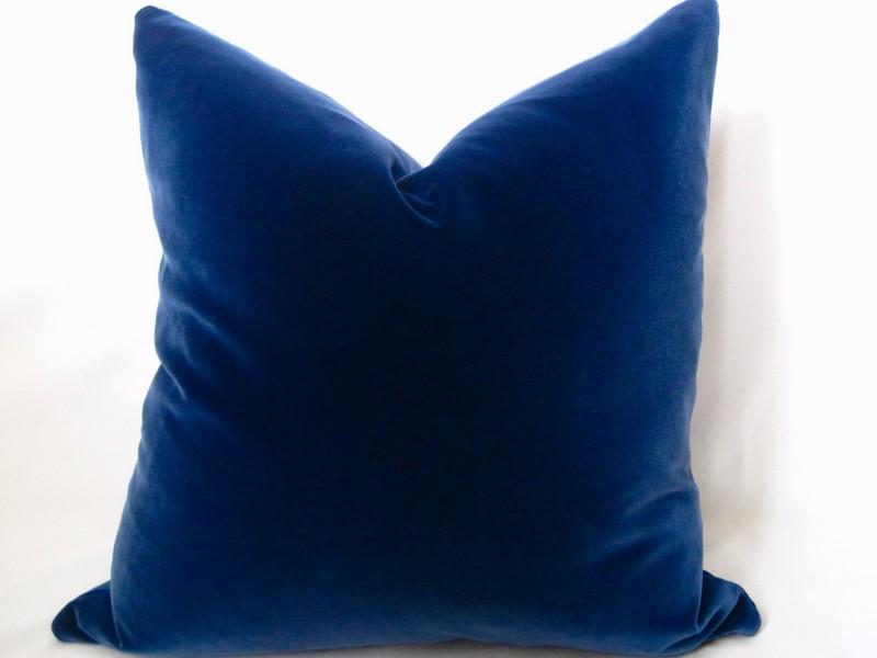Royal Velvet Pillows By Fieldcrest