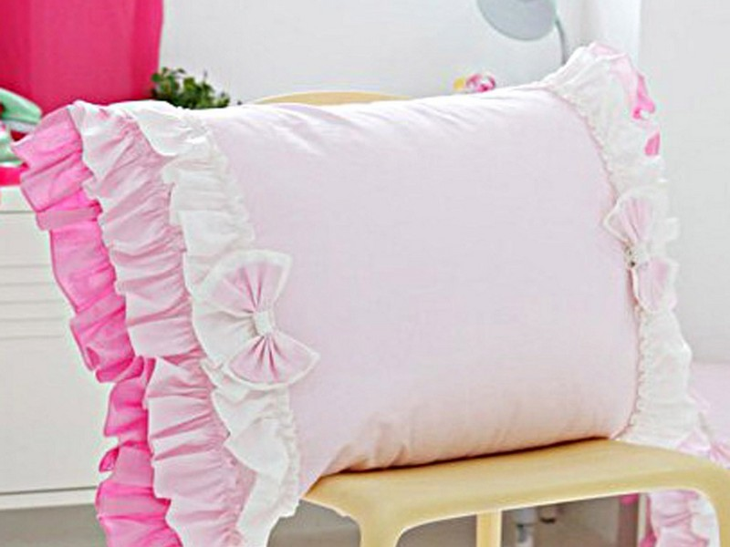 Ruffled Pillow Shams