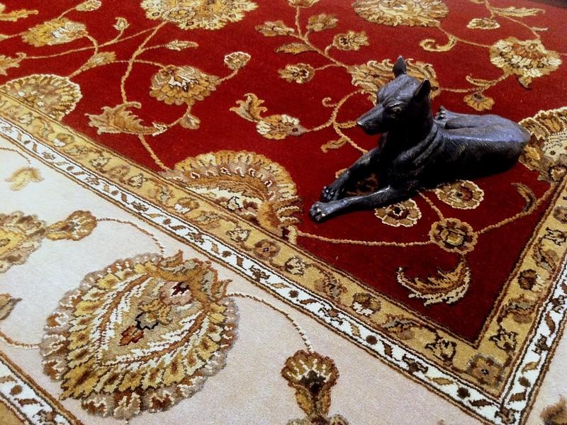 Agra 80023246 Wool & Silk 8.2x10.4