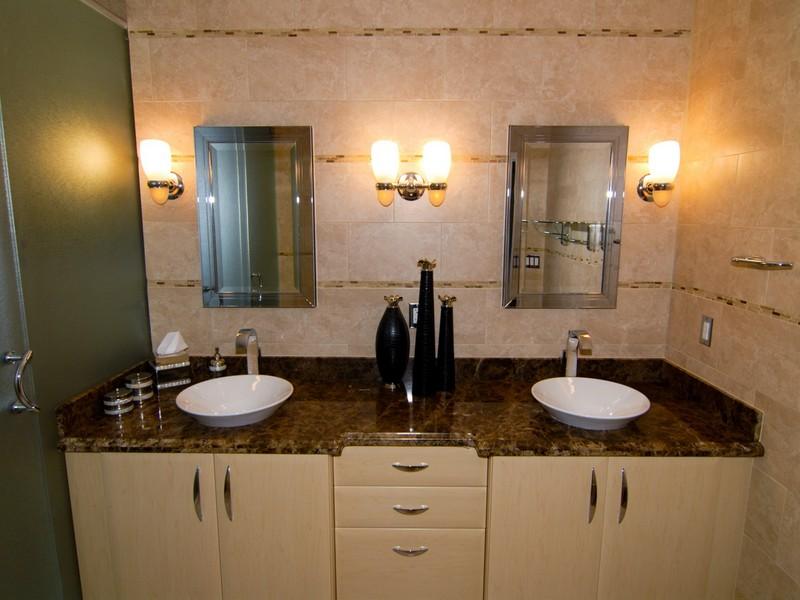 Rustic Bathroom Vanity Base
