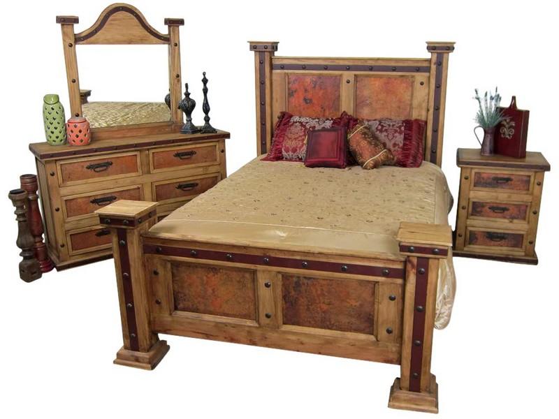 Rustic Bed Sets