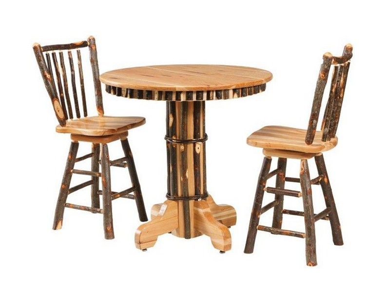 Rustic Bistro Table Sets