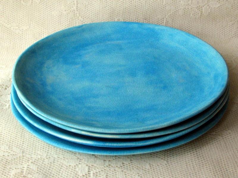 Rustic Dinner Plates