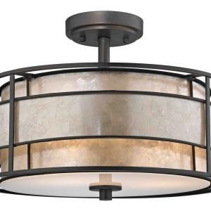 Rustic Flush Mount Ceiling Light Fixtures