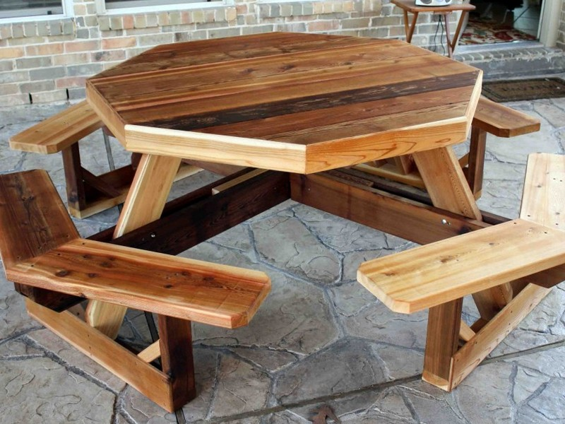 Rustic Outdoor Benches Wood
