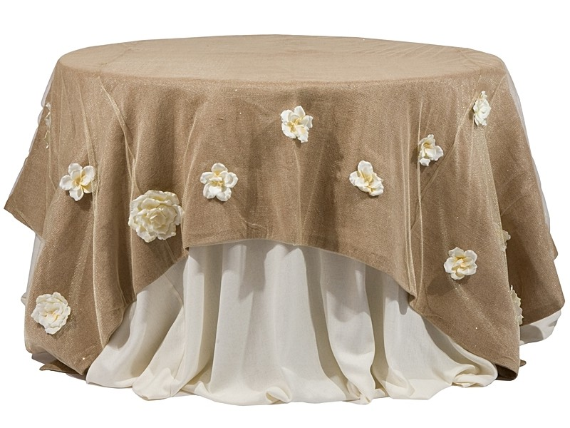 Rustic Wedding Table Cloths