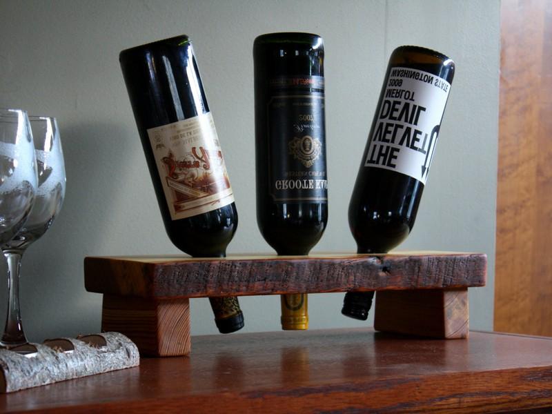 Rustic Wine Racks Australia