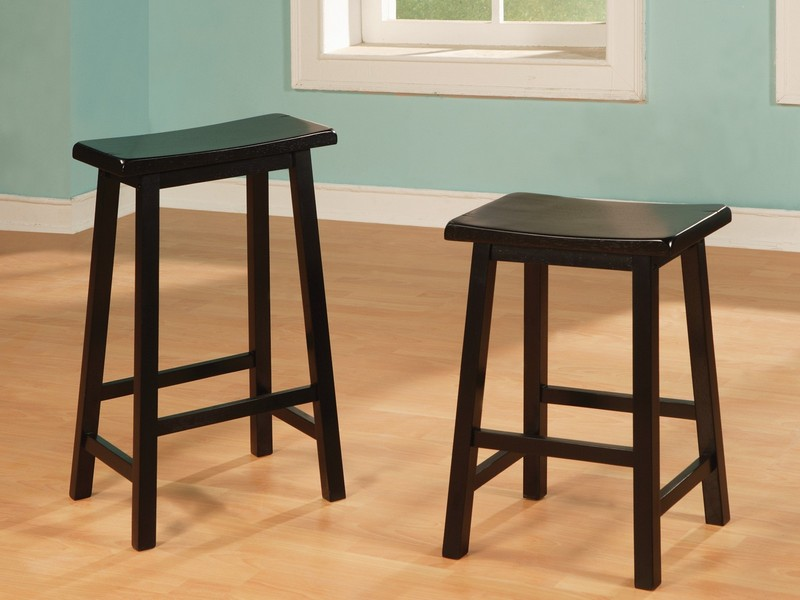 Saddle Seat Bar Stool
