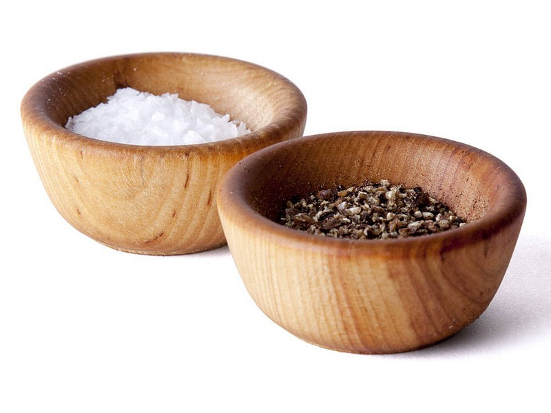 Salt And Pepper Pinch Bowls