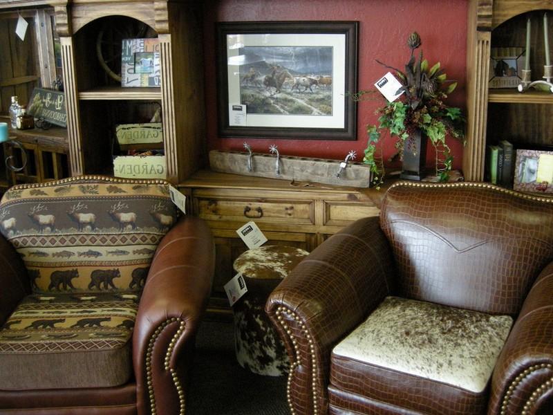 Santa Fe Style Furniture Oklahoma City