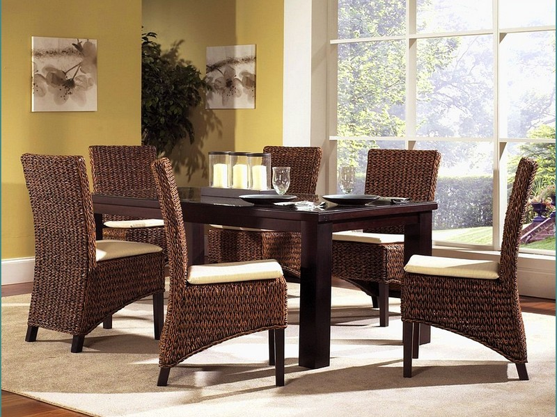 Seagrass Dining Chairs Ikea