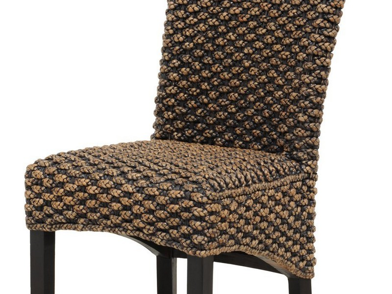 Seagrass Dining Chairs With Arms