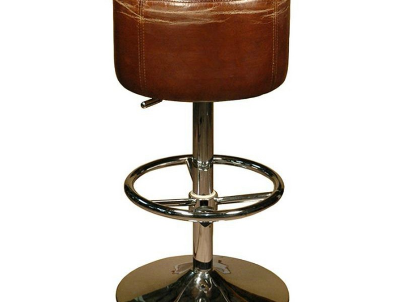 Seagrass Swivel Bar Stools