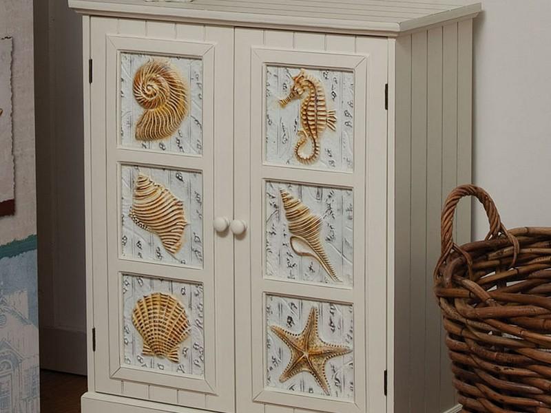 Seashell Bathroom