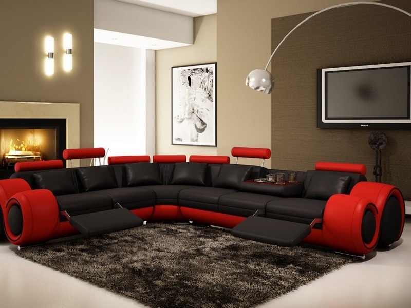 Sectional Leather Sofas With Recliners