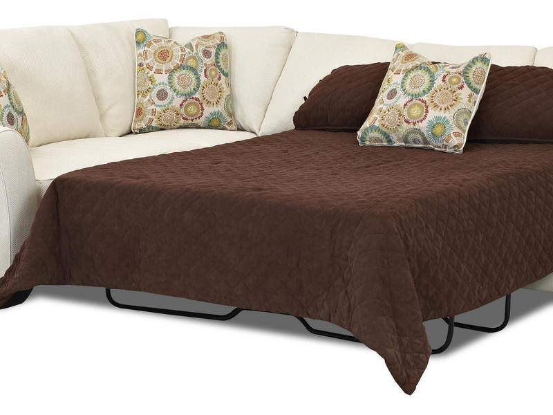 Sectional Sleeper Sofa Queen