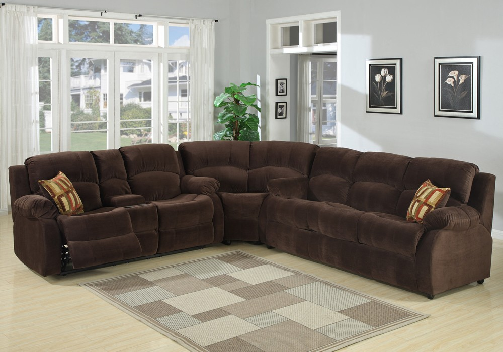 Sectional Sleeper Sofas With Recliners
