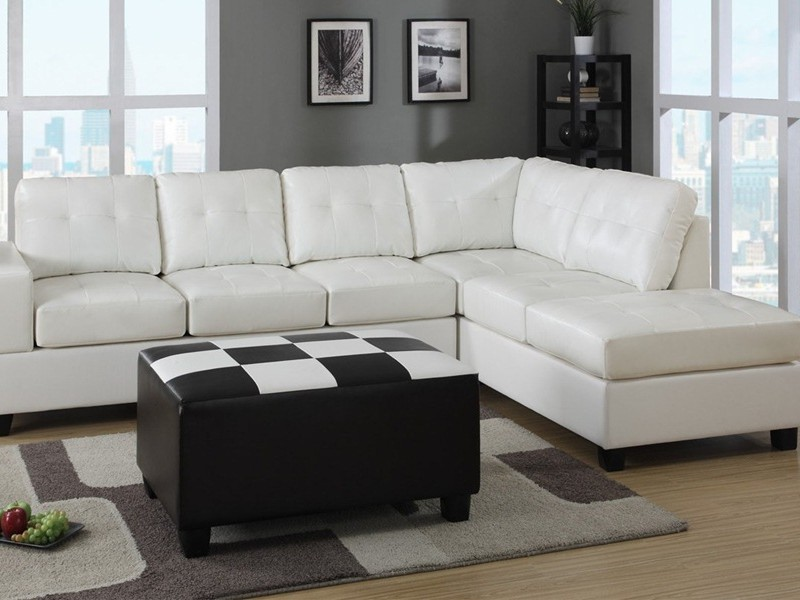 Sectional Sofa Sleeper Leather