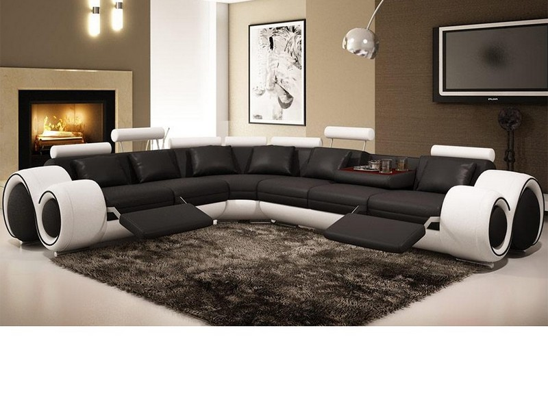 Sectional Sofas With Recliner