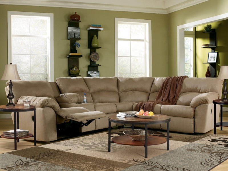 Sectional Sofas With Recliners Cheap