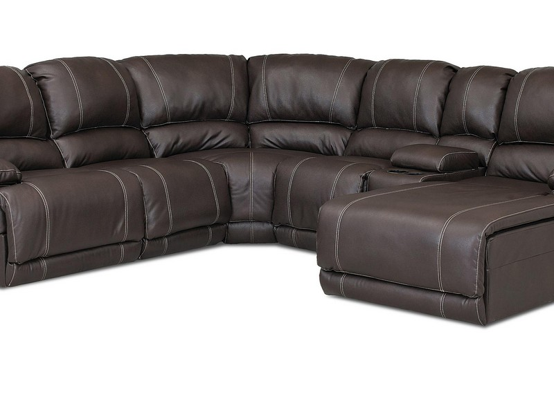 Sectional With Recliner And Chaise