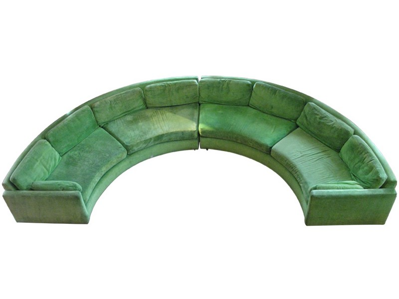 Semi Circle Couch Sofa