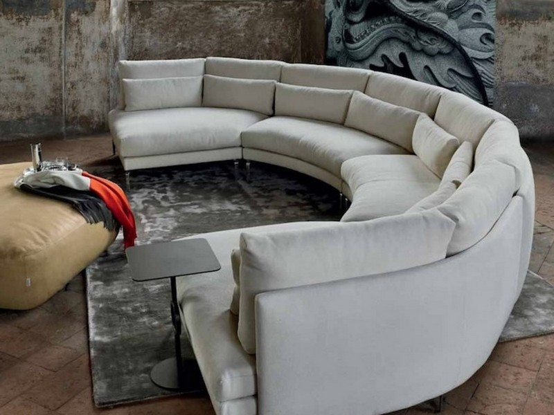 Semi Circular Sofa Couch