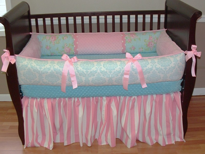 Shabby Chic Baby Bedding Sets