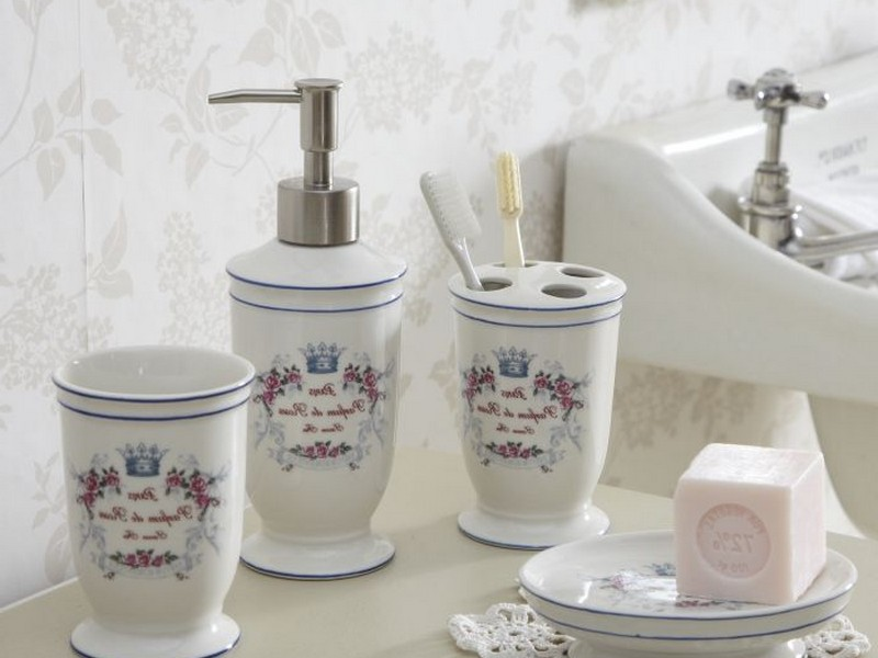 Shabby Chic Bathroom Accessories Uk