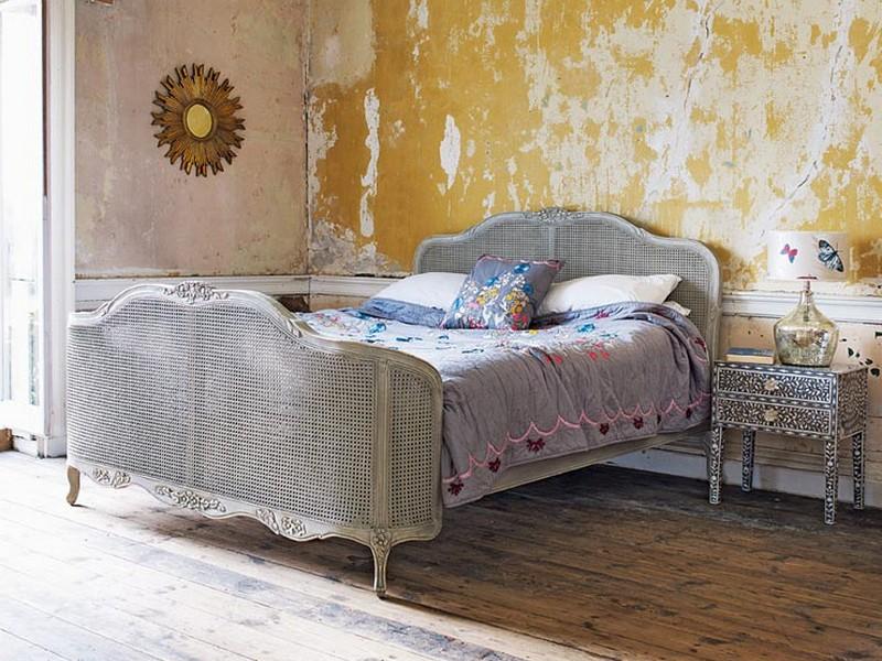 Shabby Chic Bed Frame