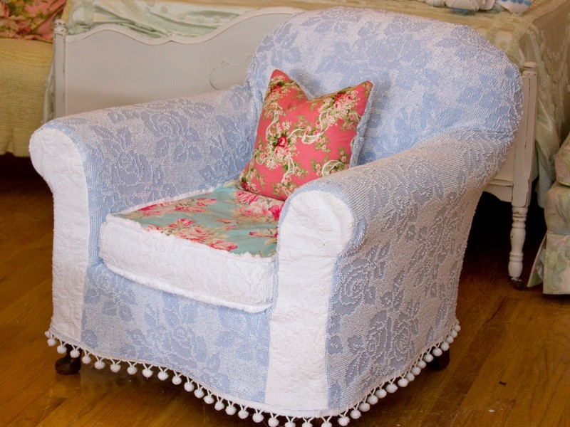 Shabby Chic Chair Covers Target