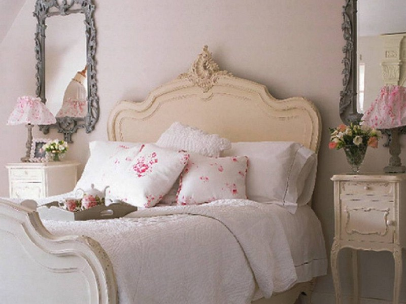 Shabby Chic Headboards Queen