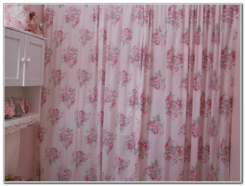 Shabby Chic Shower Curtains Rachel Ashwell
