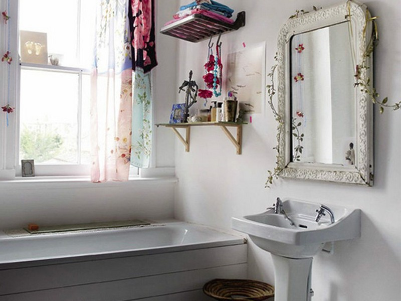 Shabby Chic Small Bathroom Ideas