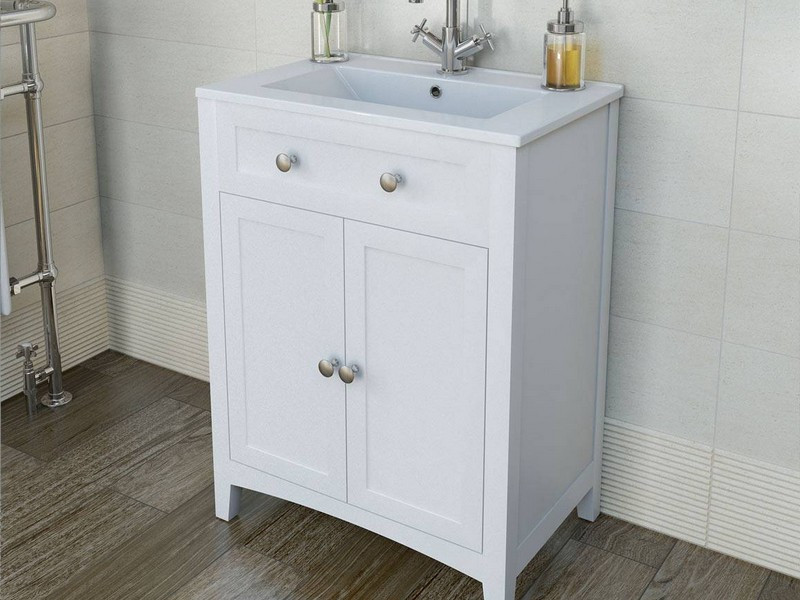 Shaker Bathroom Vanity Unit