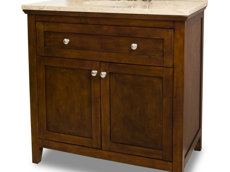 Shaker Style Bathroom Cabinets Vanities