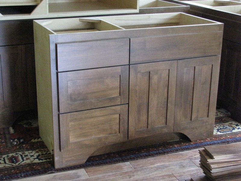 Shaker Style Bathroom Vanity Unit Uk