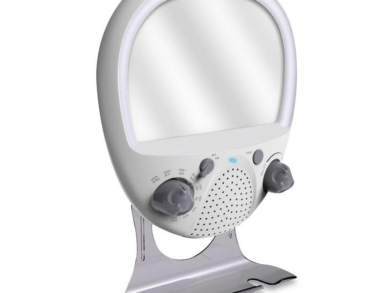 Shaving Mirror For Shower