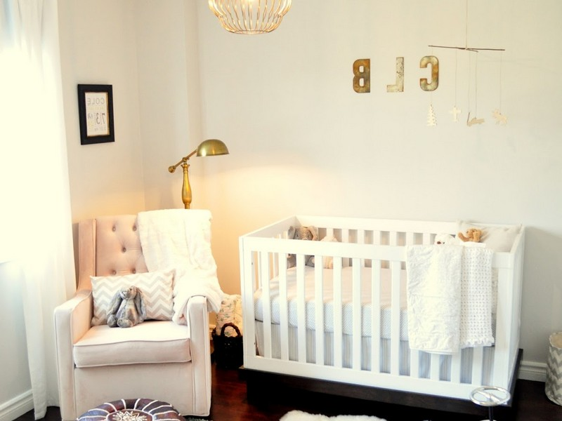 Sheepskin Rug For Baby Room