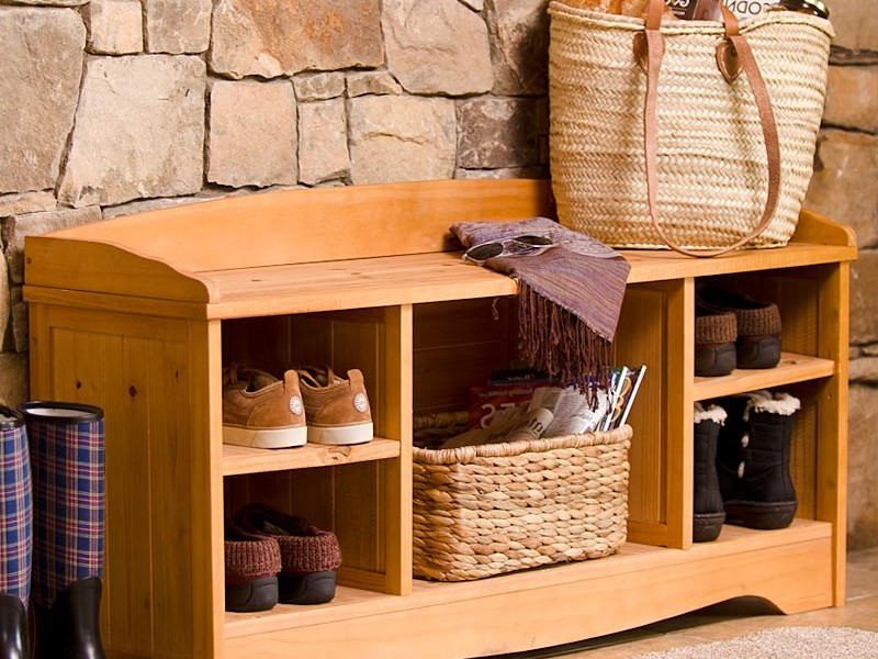 Shoe And Boot Storage