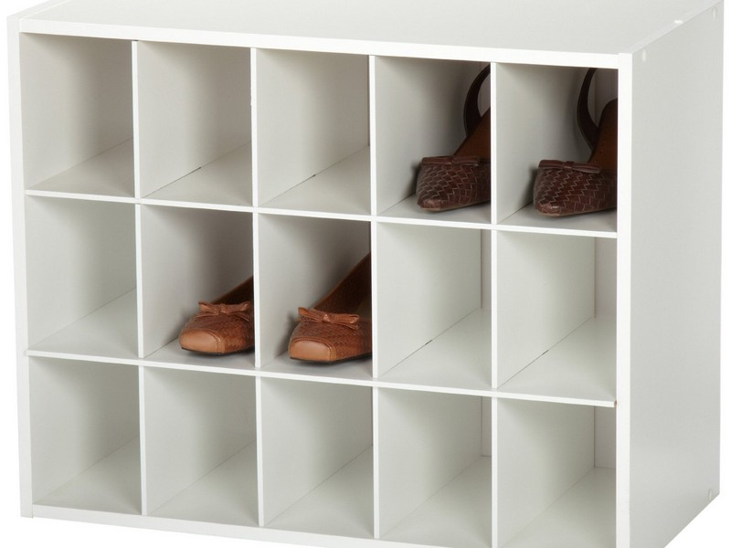 Shoe Cubby Storage