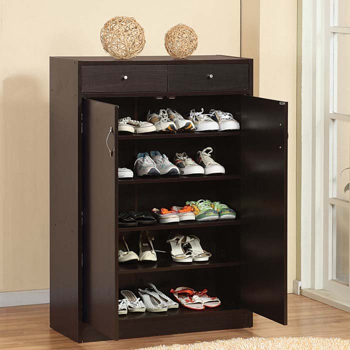 Shoe Storage Drawers