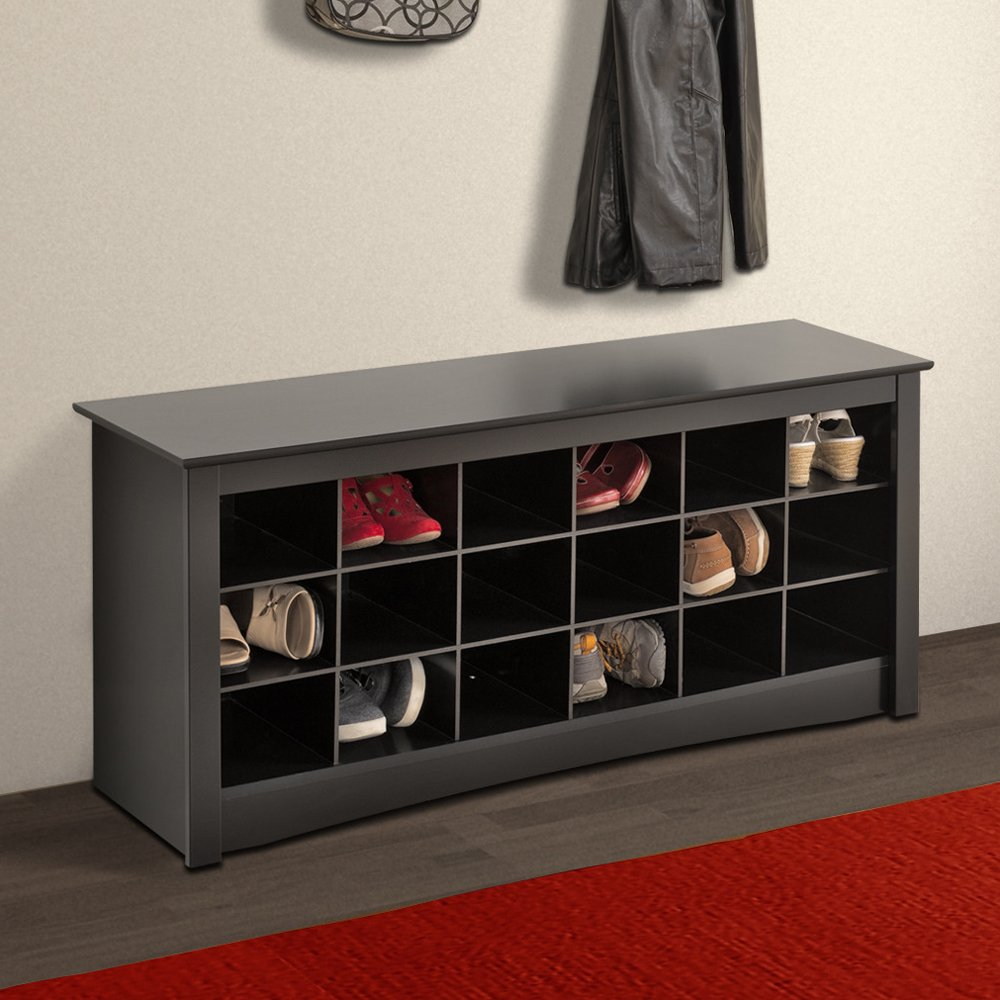Shoe Storage For Entryway
