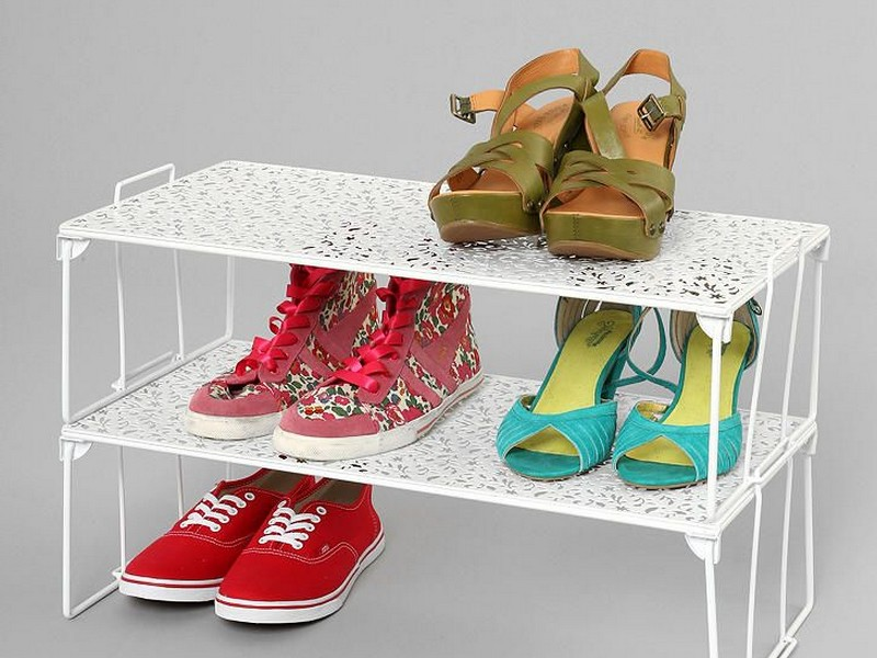 Shoe Storage Shelves
