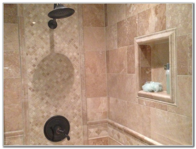 Shower Tile Ideas For Small Bathrooms