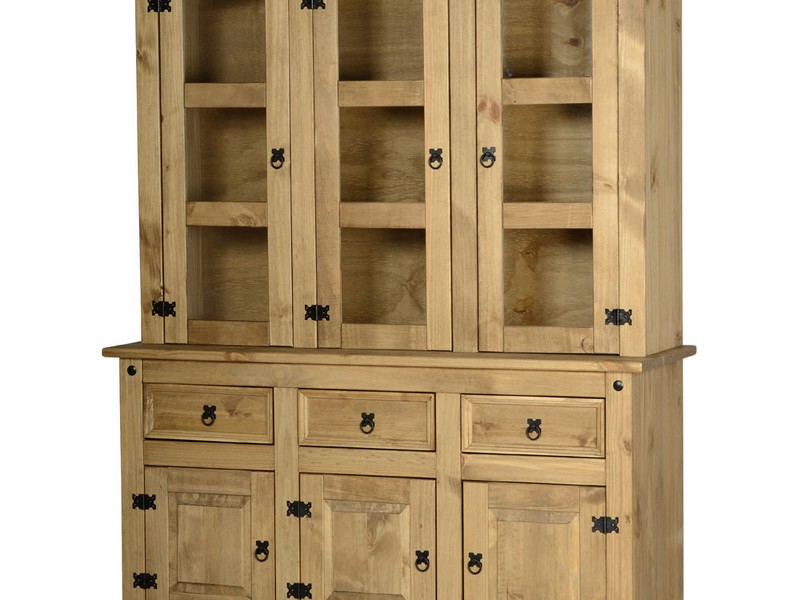 Sideboard Cabinet With Hutch