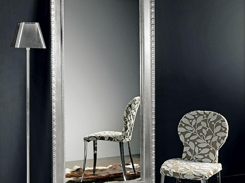 Silver Full Length Mirror