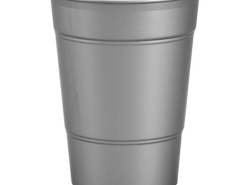 Silver Mint Julep Cups Plastic