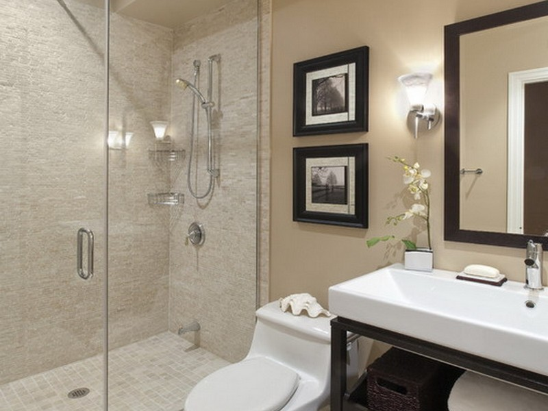 Simple Bathroom Remodel Ideas
