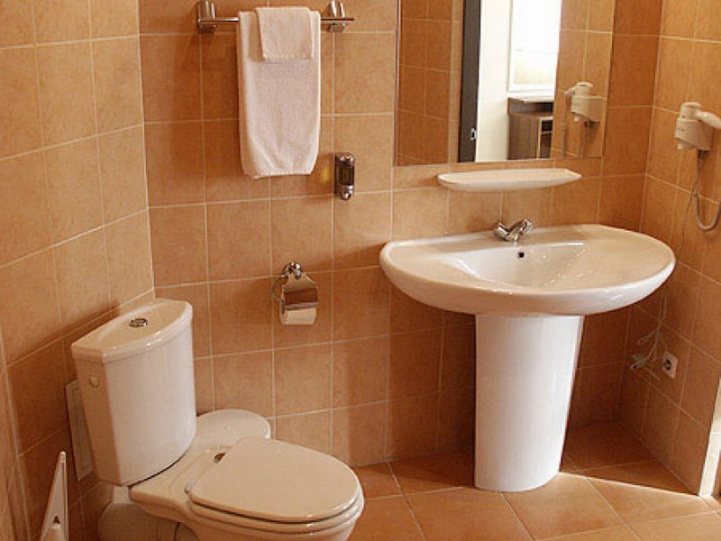 Simple Small Bathroom Remodel